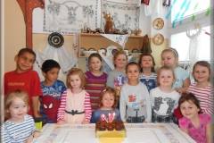 13 oslavy
